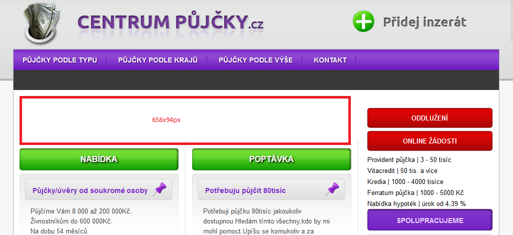 online pujcka ihned roudnice nad labem csfd